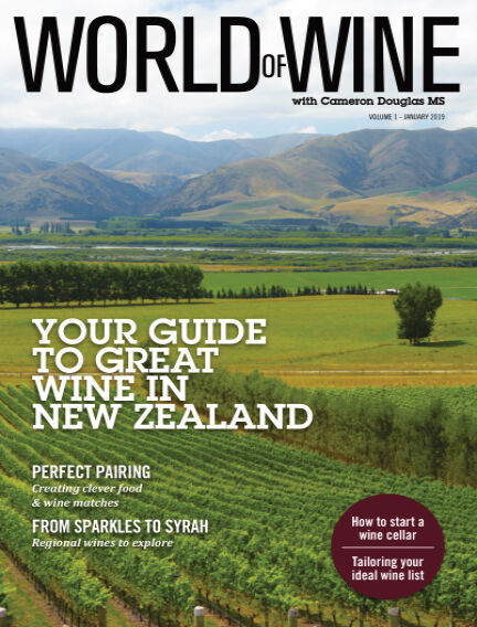 World of Wine December 20, 2018 13:00