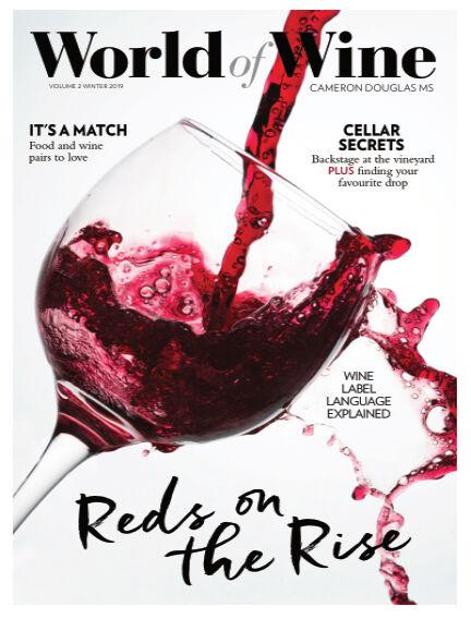World of Wine June 06, 2019 14:00