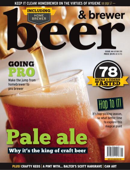 Beer & Brewer March 01, 2018 13:00