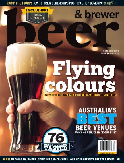 Beer & Brewer April 30, 2018 14:00