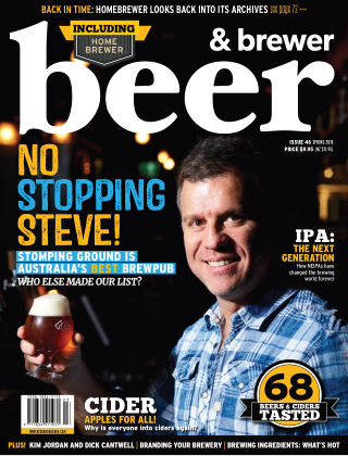 Beer & Brewer 46 Spring 2018