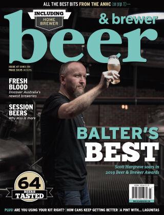 Beer & Brewer 47 Summer 2018