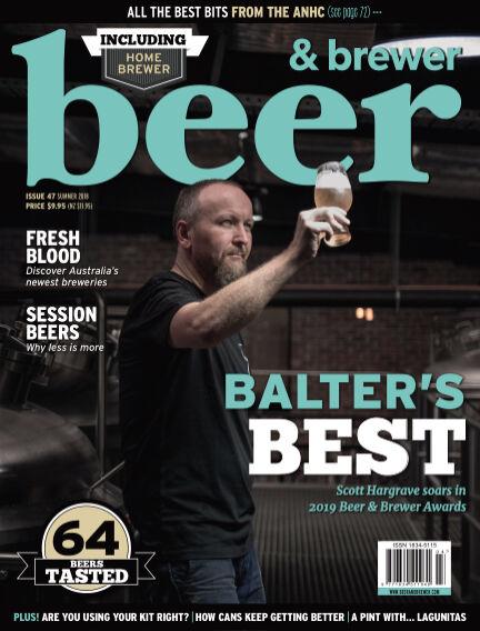 Beer & Brewer December 06, 2018 13:00