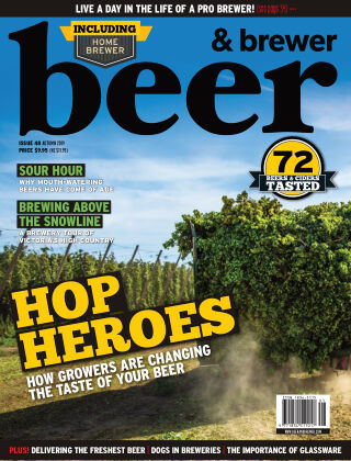 Beer & Brewer 48 Autumn 2018