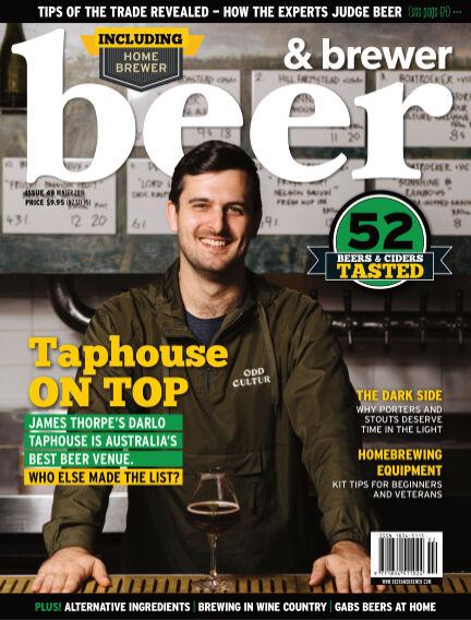 Beer & Brewer June 06, 2019 14:00