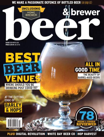 Beer & Brewer June 04, 2020 14:00
