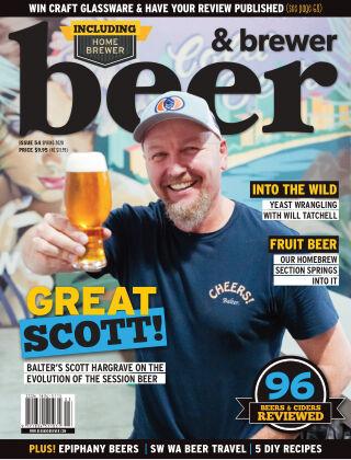 Beer & Brewer 54 Spring 2020
