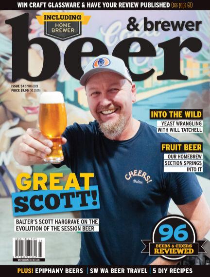 Beer & Brewer September 03, 2020 14:00