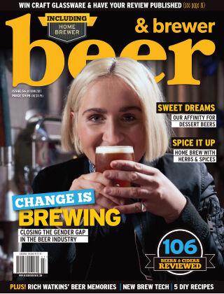 Beer & Brewer 56 Autumn 2021
