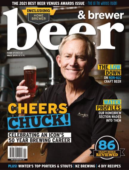 Beer & Brewer July 08, 2021 14:00
