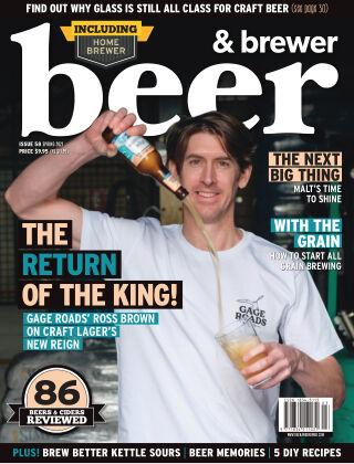 Beer & Brewer 58 Spring 2021