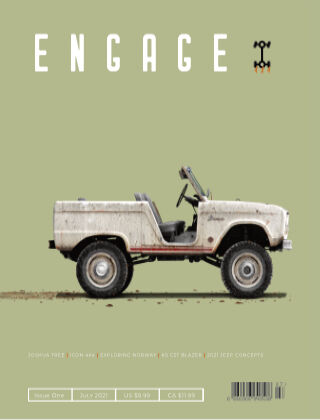 ENGAGE 4x4 Issue One