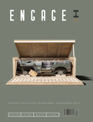 ENGAGE 4x4 Issue Two