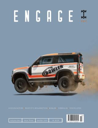 ENGAGE 4x4 Issue Three