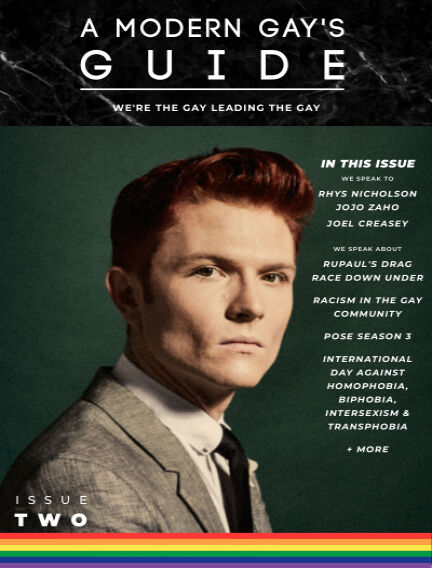 A Modern Gay's Guide May 04, 2021 14:00