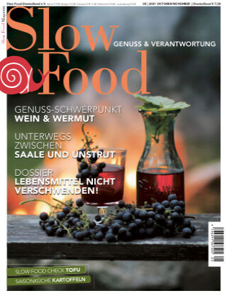 Slow Food Magazin 05/2021