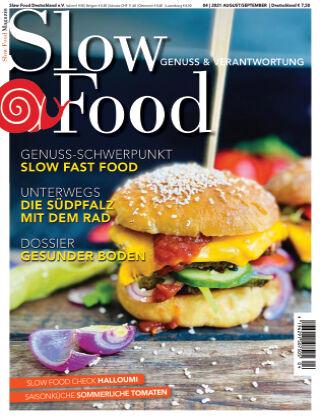 Slow Food Magazin 04/2021