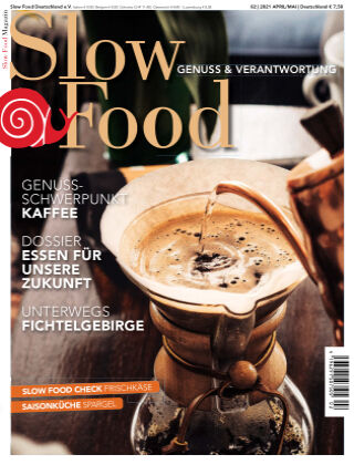 Slow Food Magazin 02/2021