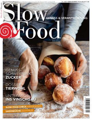 Slow Food Magazin 01/2021