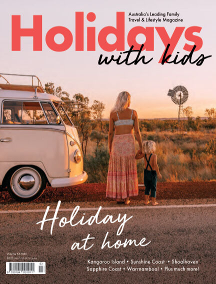 Holidays with Kids March 31, 2020 13:00