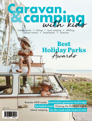 Caravan & Camping with Kids 14