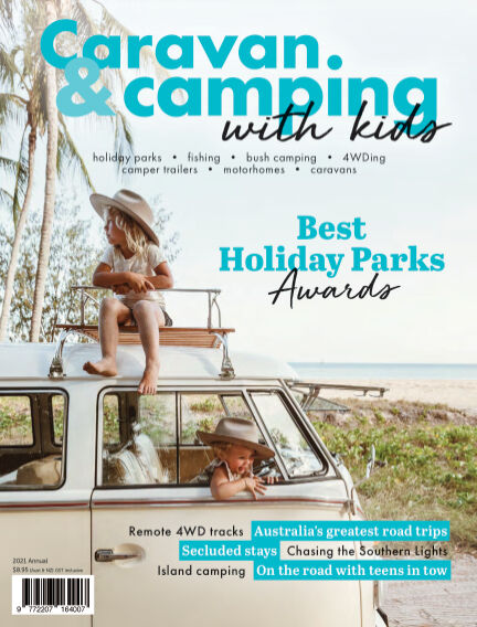 Caravan & Camping with Kids