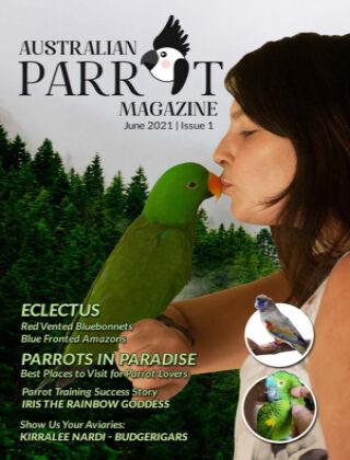 Australian Parrot Magazine Issue 1