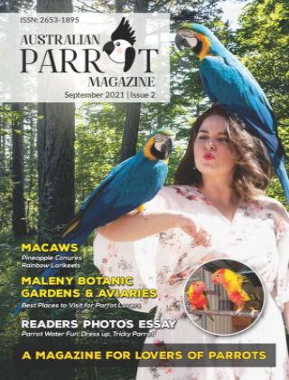 Australian Parrot Magazine Issue 2