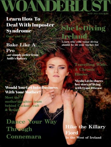 Woanderlust Magazine June 03, 2021 00:00