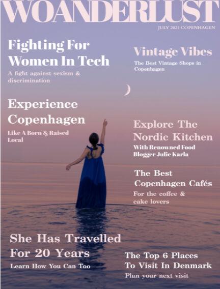 Woanderlust Magazine July 01, 2021 00:00