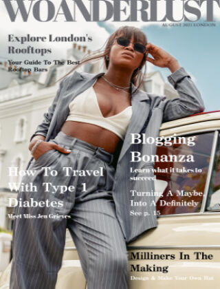 Woanderlust Magazine August 2021 London