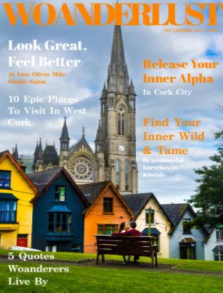 Woanderlust Magazine September 2021 Cork
