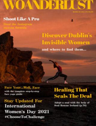 Woanderlust Magazine March 2021 Dublin
