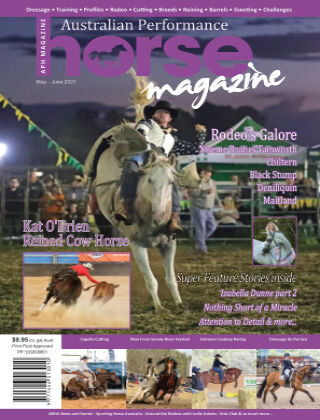 Australian Performance Horse Magazine May - Jun 2021