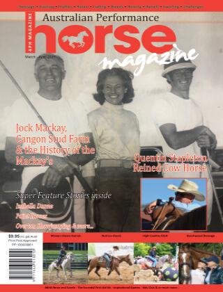 Australian Performance Horse Magazine Mar - Apr 2021
