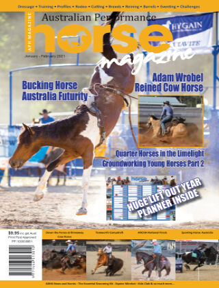 Australian Performance Horse Magazine Jan - Feb 2021