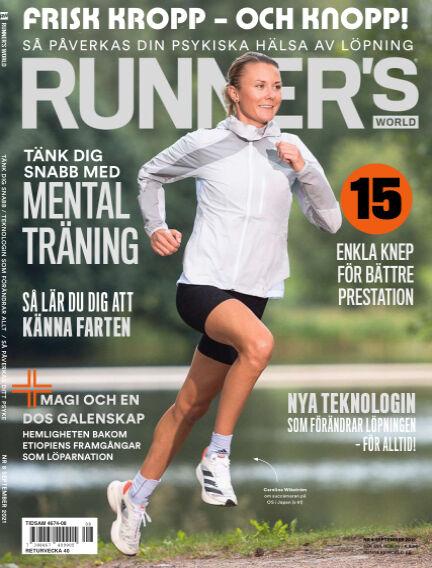 Runner's World SE September 09, 2021 00:00