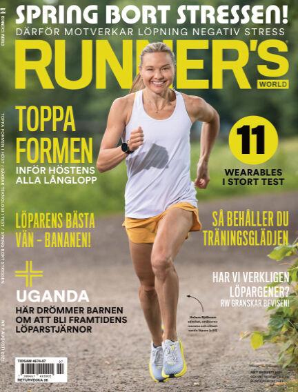 Runner's World SE August 09, 2021 00:00