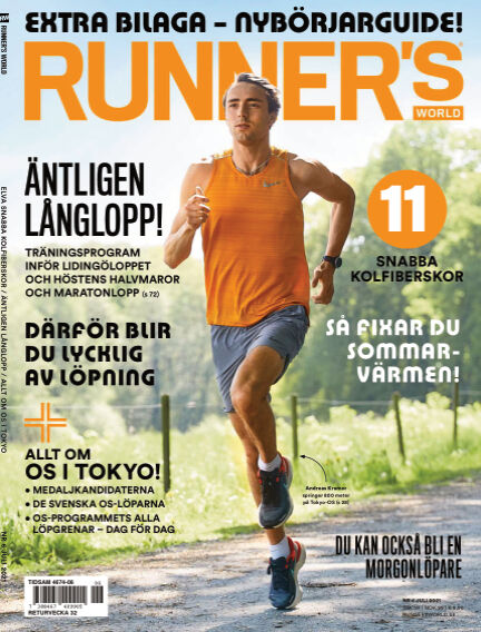 Runner's World SE June 24, 2021 00:00