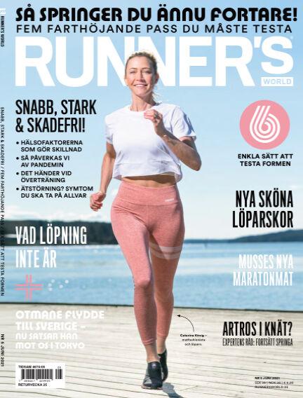 Runner's World SE May 27, 2021 00:00
