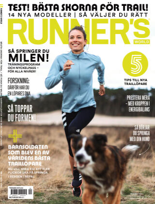 Runner's World SE 2021-04-29