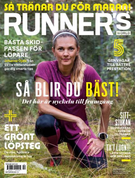 Runner's World SE March 04, 2021 00:00