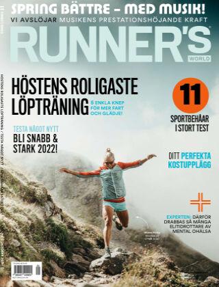Runner's World SE 2021-10-07