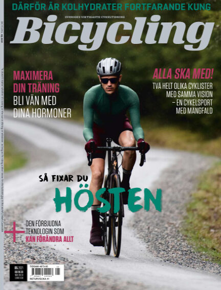 Bicycling SE August 30, 2021 00:00