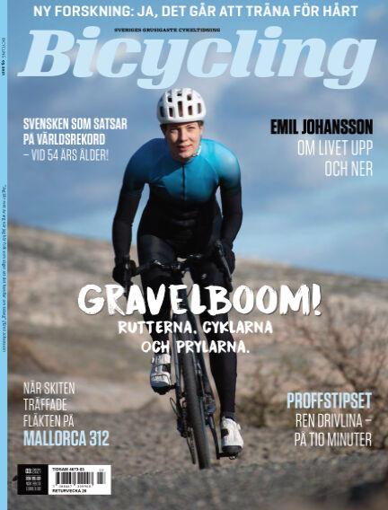 Bicycling SE May 06, 2021 00:00