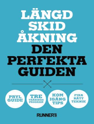 Längdskidåkning - Den perfekta guiden 2021-10-06