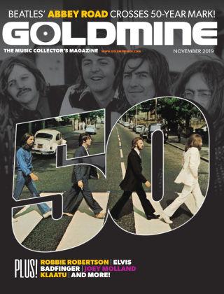 Goldmine Nov 2019