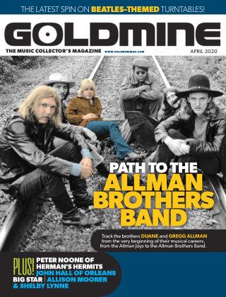 Goldmine Apr 2020