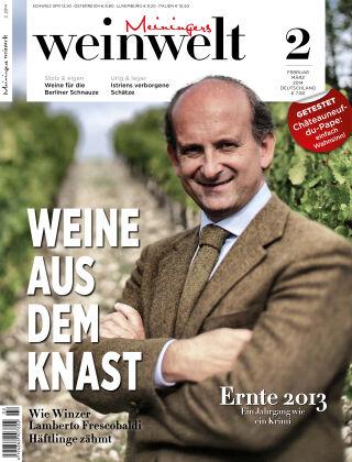 Meiningers Weinwelt 02/2014