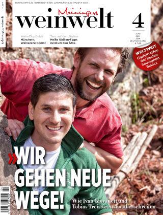 Meiningers Weinwelt 04/2014